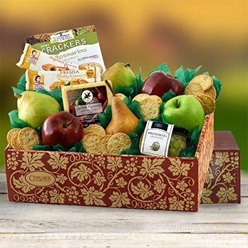 Pride of the Farm Fruit Gift Box (Vegetable Gift Basket)