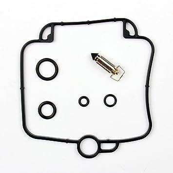 1x Kit Reparación Carburador Aguja del flotador Getor CAB-S12: Amazon.es: Coche y moto