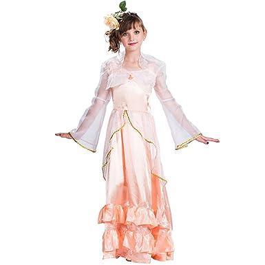 EraSpooky Vestido de Fiesta del Traje de la Reina de la ...