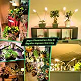 LED Grow Light for Indoor Plants, Relassy 15000Lux