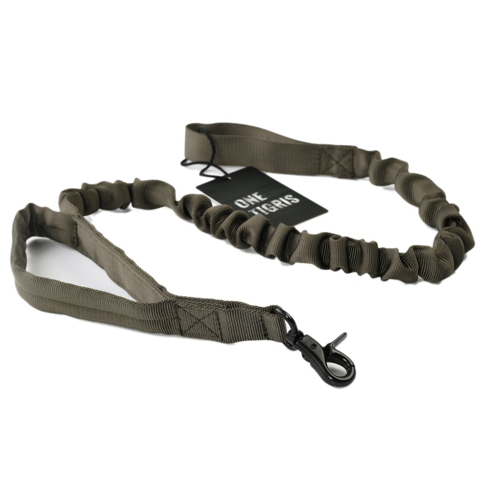 Forum on this topic: OneTigris Training Bungee Reflective Dog Leash, Black, onetigris-training-bungee-reflective-dog-leash-black/