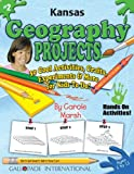Kansas Geography Projects, Carole Marsh, 0635018357