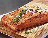 Kansas City Steaks 4 (8oz.) Wild-caught Sockeye Salmon