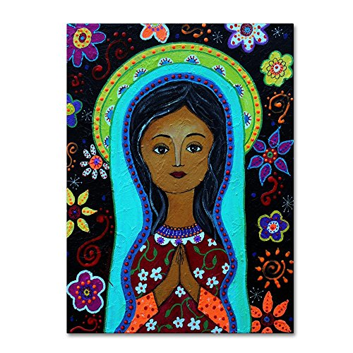 - Our Lady Of Guadalupe I by Prisarts, 18x24-Inch Canvas Wall Art