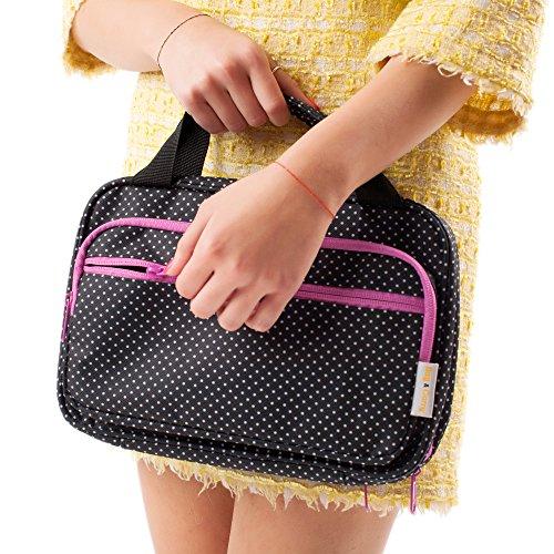 Versatile Travel Cosmetic Bag Organizer product image