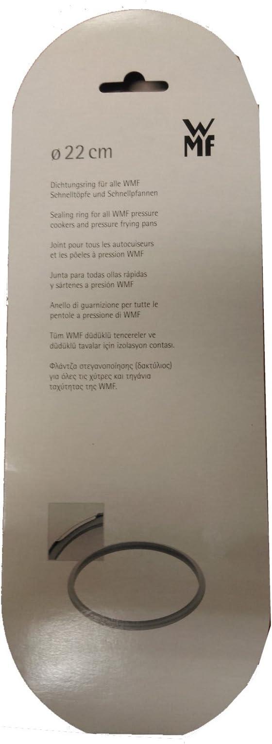 WMF Plus y Perfect Pro - Junta de Goma para Tapa, Silicona, Gris ...