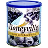 Freeze Dried Blueberries - 12 Ounce Can