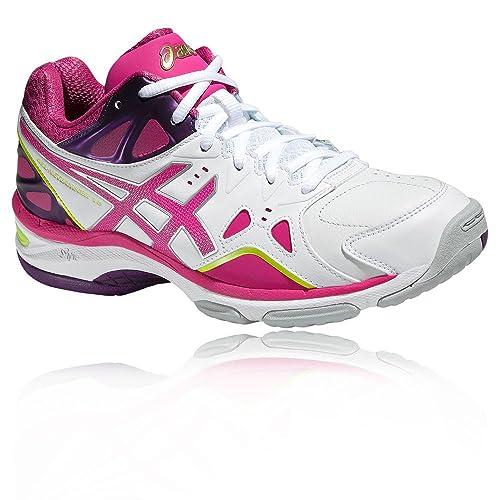 Asics Gel-Netburner 18 (D Width) Women's Netball Shoes - 10