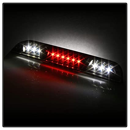 Spyder Auto 9040849 XTune 3rd Brake Light LED Black Not Compatible  w/Factory LED Brake And LED Tail Light Models XTune 3rd Brake Light