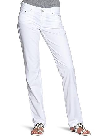 ESPRIT Collection Damen Hose Lang T23292, Gr. 36 (Länge 32