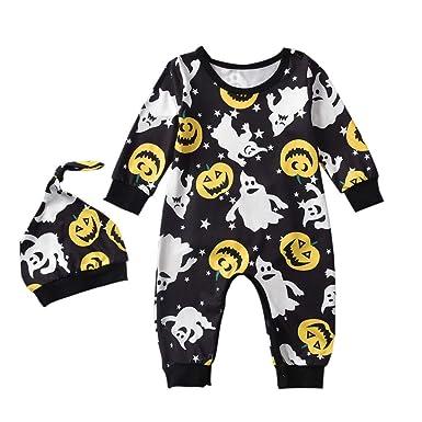 Cinnamou Disfraces Infantiles De Halloween Monos Mameluco