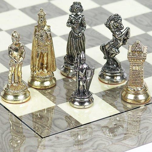 (Bello Games Collezioni - Vittoriano Chessmen from Italy)