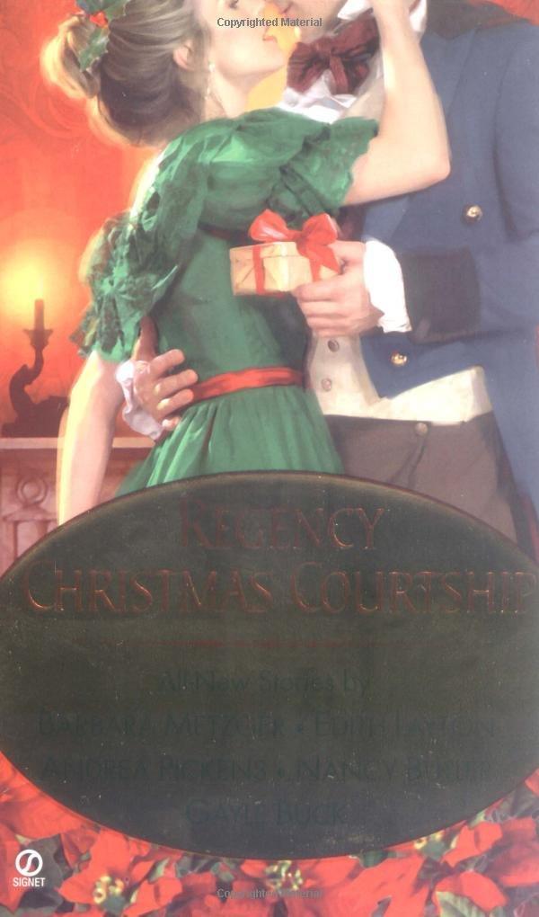 Regency Christmas Courtship Signet Regency Romance Barbara