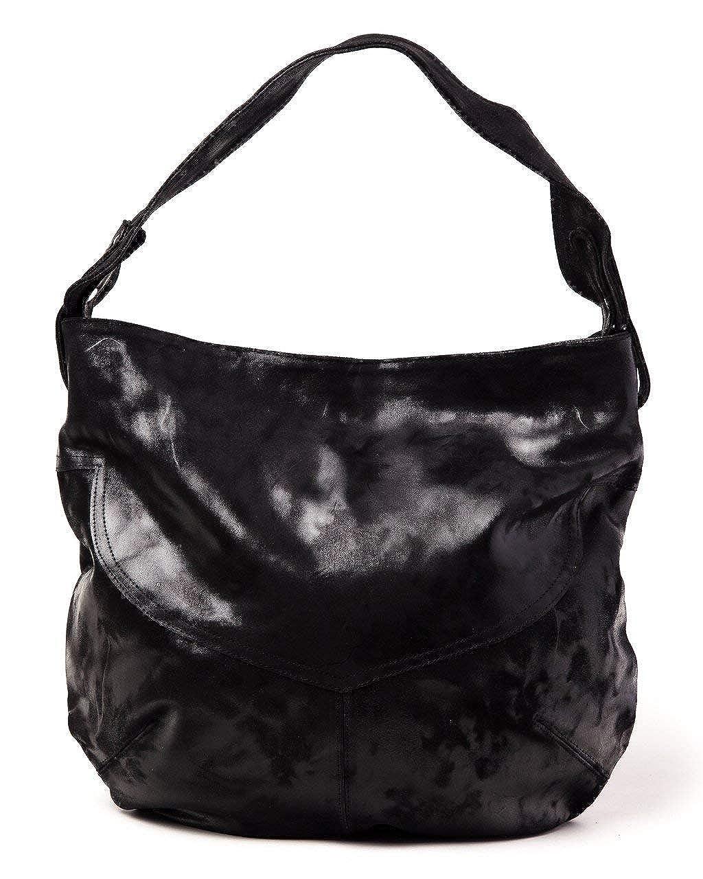 Over 15 Unique Patterns CoFi Handmade Genuine Full Grain Leather Diana Hobo Bag