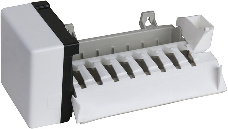 KitchenAid KBFS25EVMS3 Compatible Refrigerator Icemaker for Admiral LTF2112ARW Maytag MTF1943ARW Maytag JFC2089WEP2 Fridge