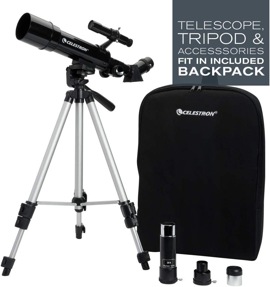 Celestron Travel Scope 50 Teleskop Kamera