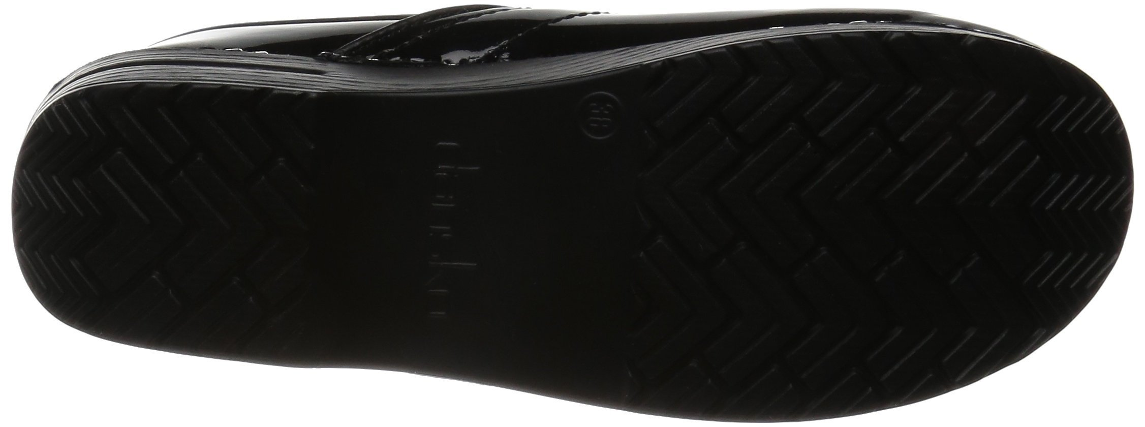 Dansko Women's Professional Patent Leather Clog,Black Patent,37 EU / 6.5-7 B(M) US by Dansko (Image #3)