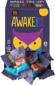 Awake Caffeinated Chocolate Energy Bites, Dark Chocolate, 300 Count