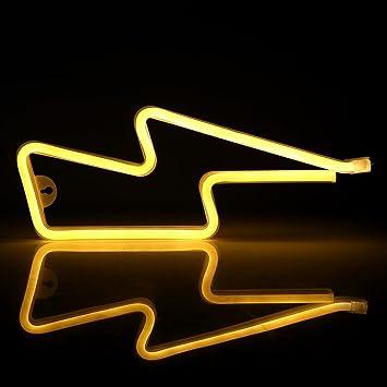Décoration Éclairage Applique Yosoo Lampe De En Forme D'éclair vnw8NOym0P