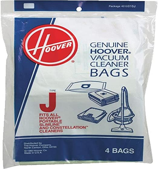 Hoover Style A Vacuum Cleaner Bags by DVC Made in USA