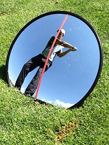 Eyeline Golf–Espejo de 360grados para full swing y poner