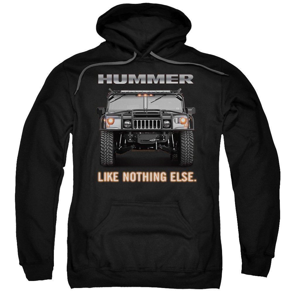 MMM Merchandising Hummer Mens Like Nothing Else Pullover Hoodie