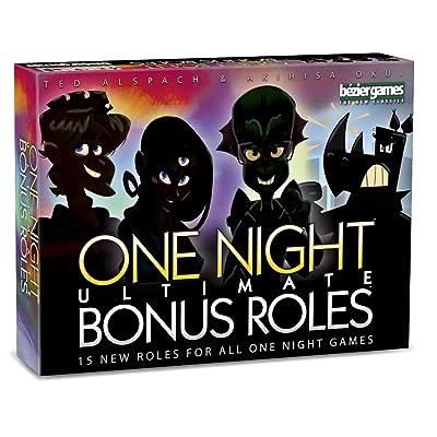 One Night Ultimate Bonus Roles: Toys & Games
