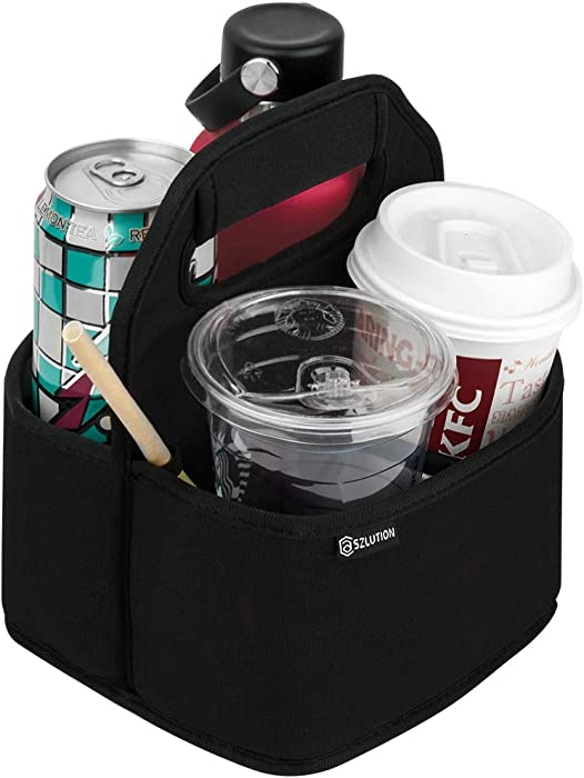 Top 10 4 Cuppaperboard Beverage Carrier