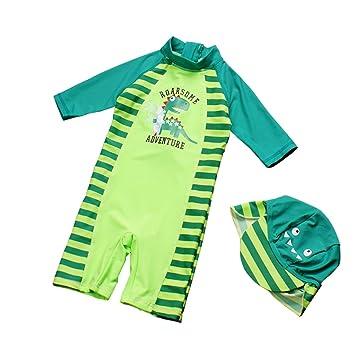 7c3de57c Kids Swimwear Boys Swimsuits Anti-UV Sun Safe Swimming Beach Costume Child  All-in