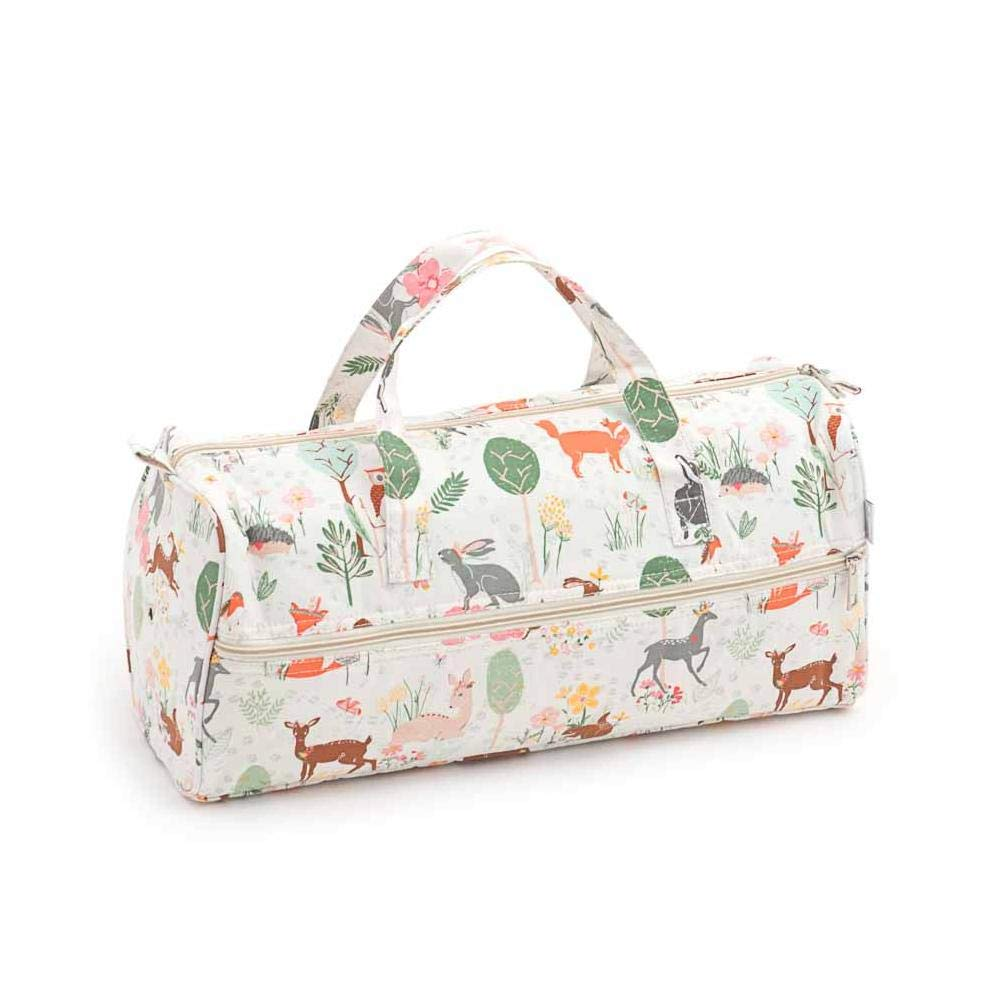 Bolsa de tejer (asas de tela) - Woodland | Hobby regalo mr4698 \ 285 ...
