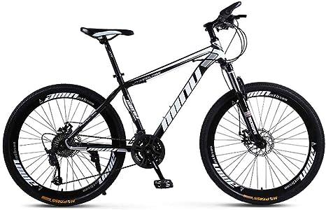 MYMGG Bicicleta de Carretera de Aluminio de Alta Resistencia, 21 ...