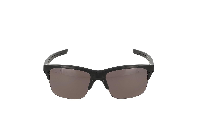 Amazon.com: Oakley Thinlink Polarized Sunglasses, Polished Black ...