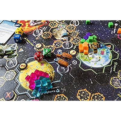 Far Off Games Xia: Legends of a Drift System: Toys & Games