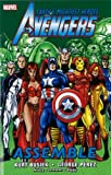 Front cover for the book Avengers Assemble Vol. 3 by Kurt Busiek