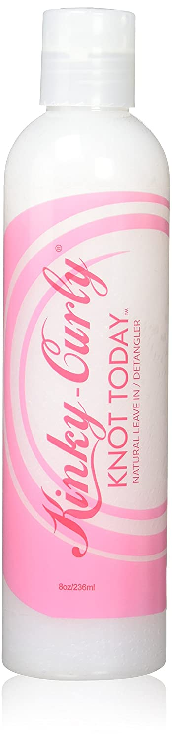 Kinky-Curly, Knot Today, Natural Leave in / Detangler, 8 oz (236 ml) Kinky Curly 689076195287