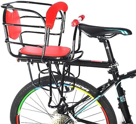 DYHQQ Sillín de Bicicleta Infantil Asiento para Bicicleta de ...
