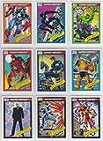 Marvel Universe Series 1 Complete 162 Card Set