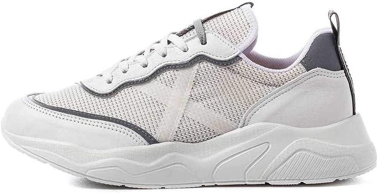 Zapatillas Munich Wave 23 Blanco Mujer: Amazon.es: Zapatos y complementos