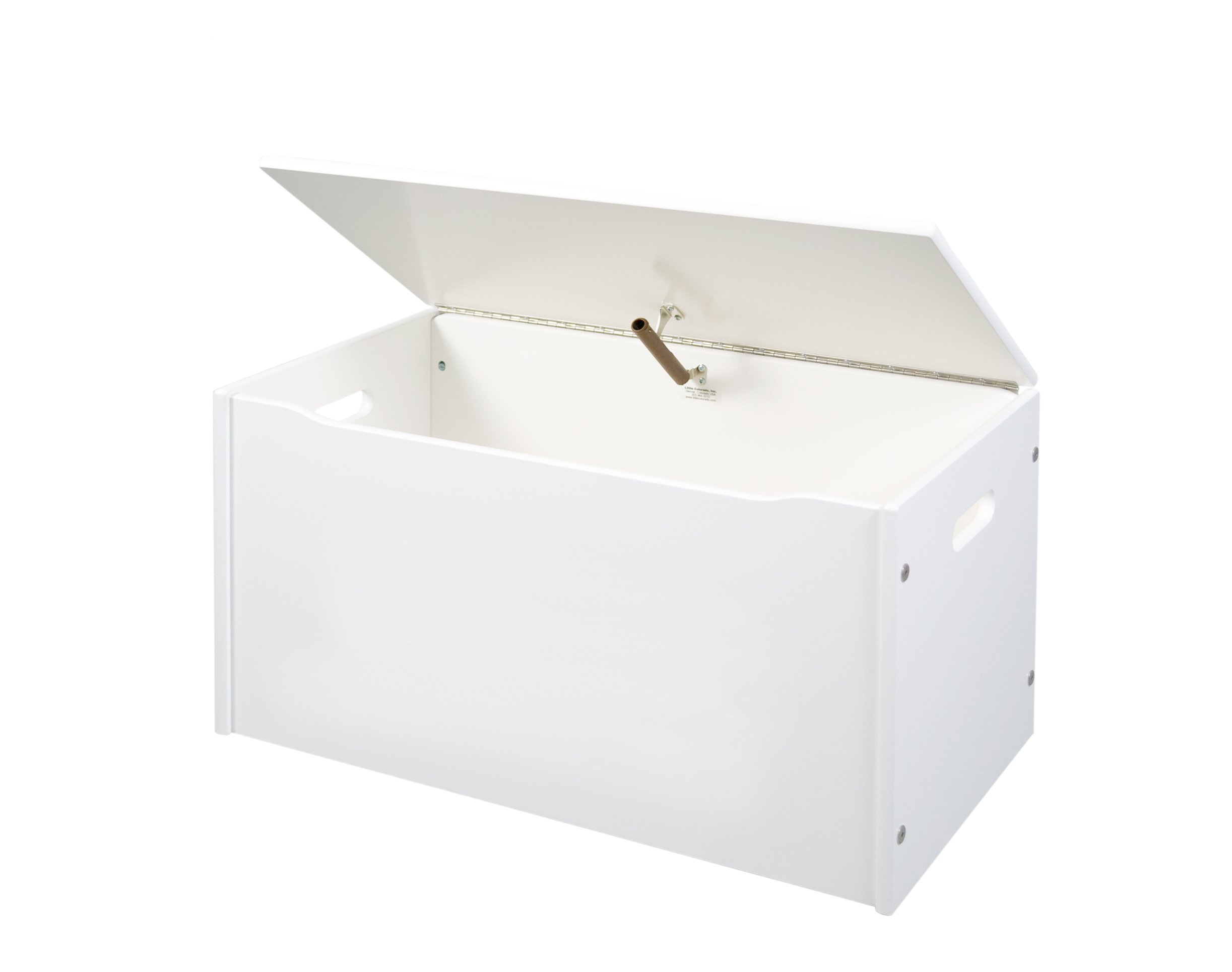 Little Colorado Toy Storage Chest White by Little Colorado (Image #1)