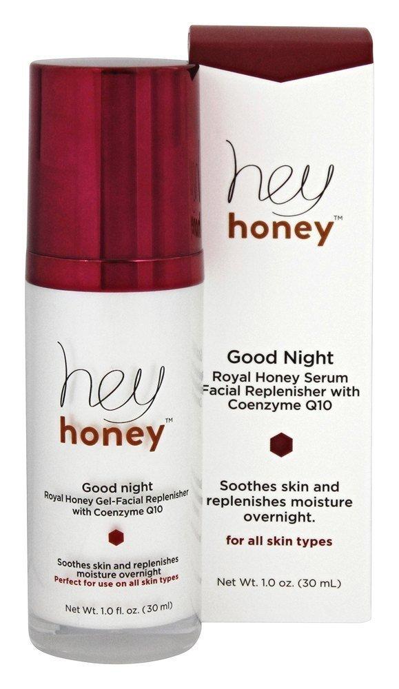 Good Night: Royal Honey Gel & Coenzyme Q10 Hey Honey