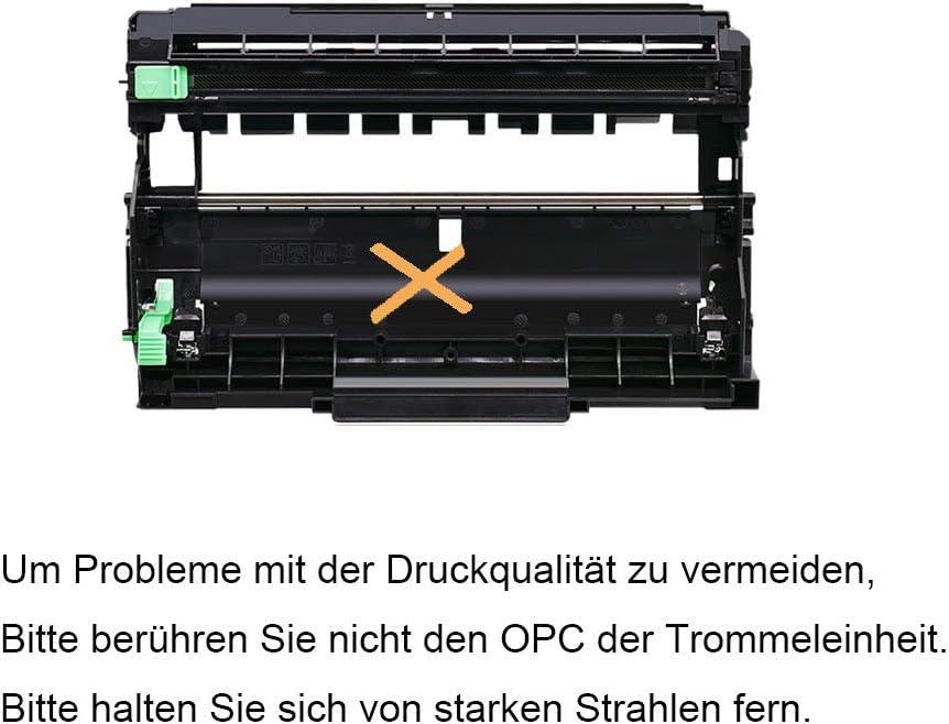 Tambour TN2420 1 x DR2400 avec toner pour Brother DR2400 TN2420 MFC-L 2730 DW MFC-L 2732 DW MFC-L 2735 DW MFC-L 2750 DW DR2400 DR