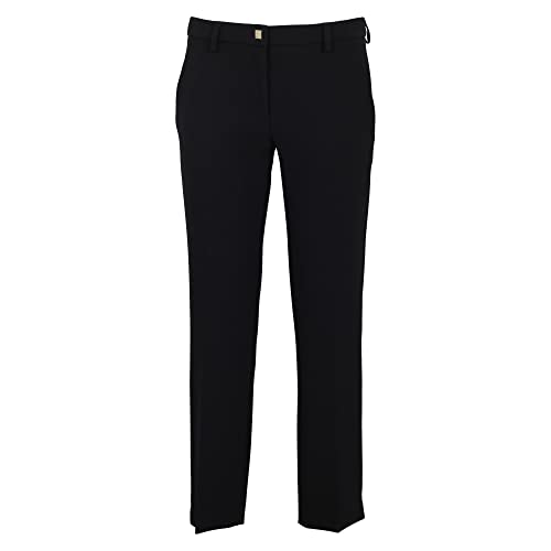 Versace Collection Pantaloni Donna G34539G600556G1008 Poliestere Nero