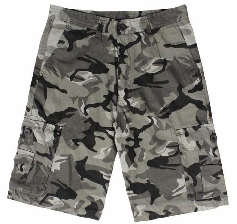 Vska Mens Shorts Running Stripes Summer Casual Trendy Beach Trousers