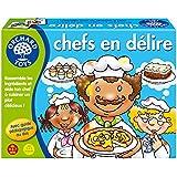 Orchard Toys - Societe - Chefs en Délire - Jeu de Mémoire, 152