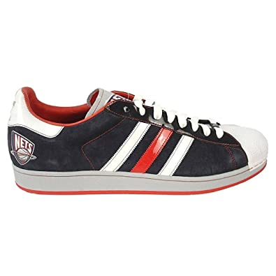Adidas Superstar 1 NBA Series - New Jersey Nets (dark navy / r white /