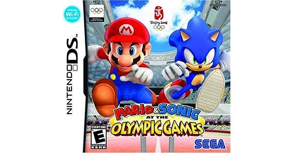 Mario & Sonic at the Olympic Games (輸入版): Amazon.es: Videojuegos