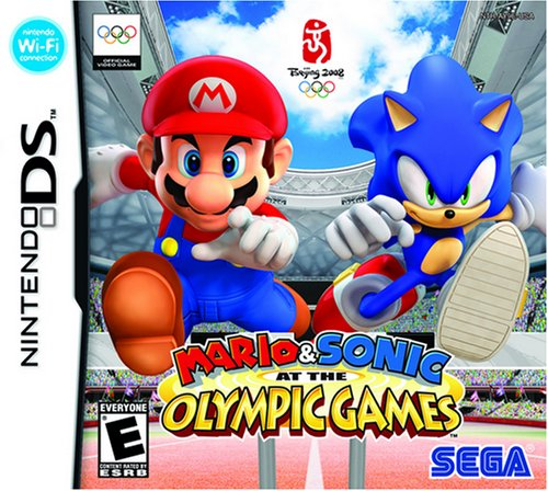 Mario & Sonic at the Olympic Games - Nintendo DS (Sonic Games For Nintendo Ds)