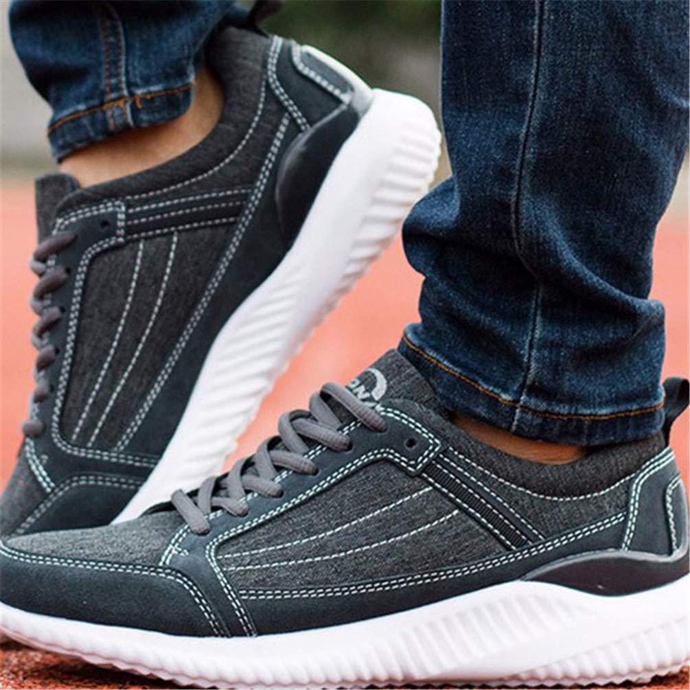 Männer Gehen Schuhe Canvas Sport Sport Sport Schuhe Outdoor-Aktivitäten Turnschuhe Lace up Sportschuhe für Männer 2e99a7