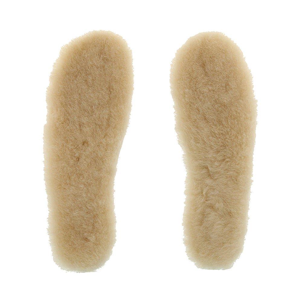 UGG Accessories Women's Sheepskin Insole, White, 12 Medium US