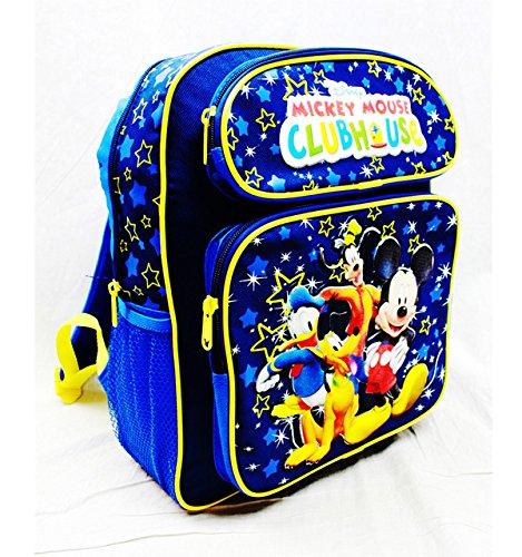Medium Backpack - Disney - Mickey Mouse Clubhouse School Bag mc24795